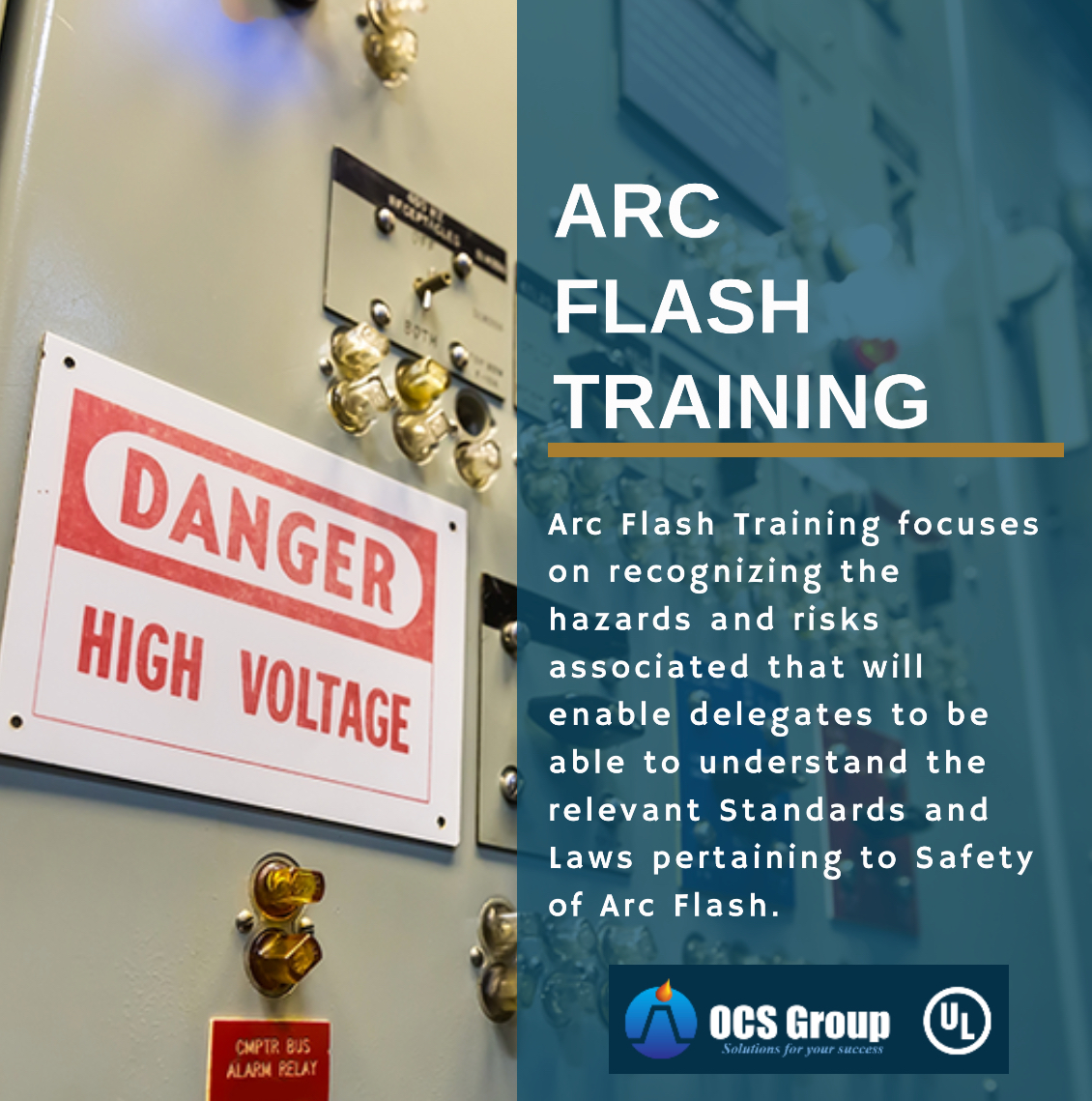 OCS Group Arc Flash Training